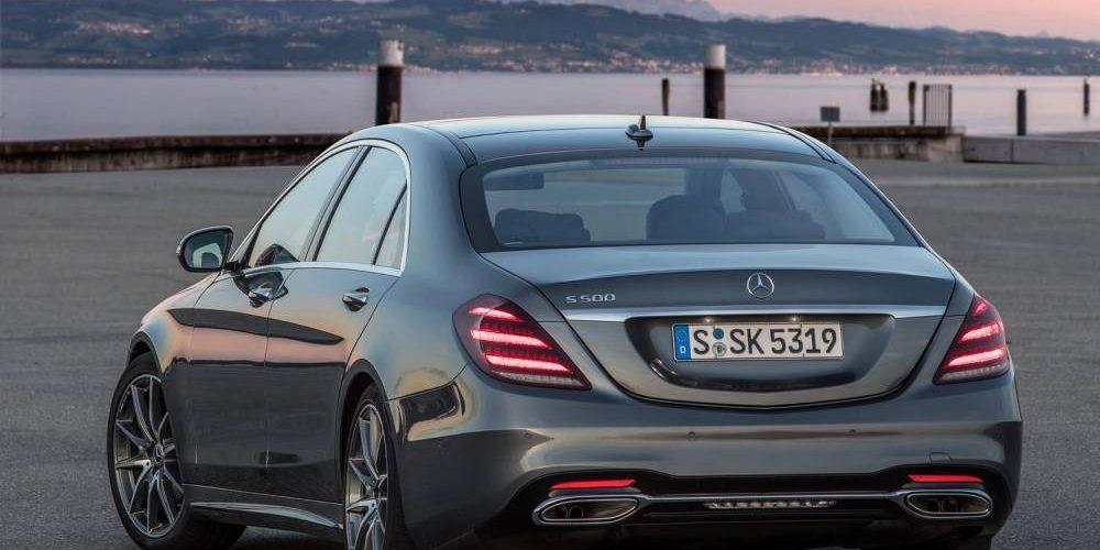 Mercedes S-Class Facelift Review