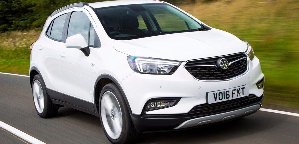 2017 Vauxhall Mokka X Review