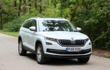2018 Škoda Kodiaq test and Review