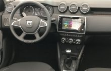 2018 Dacia Duster Interior: all you need to know