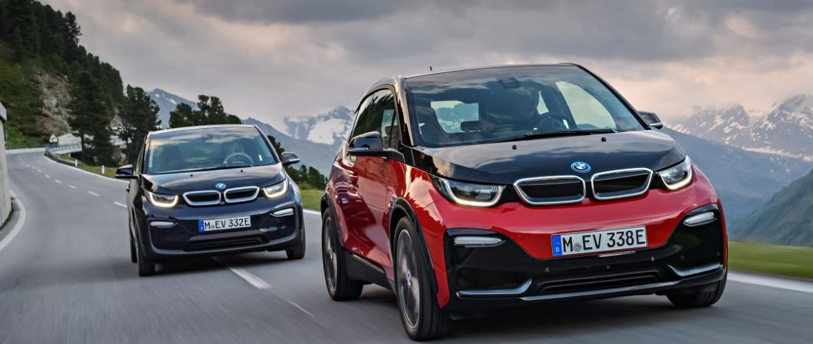 BMW I3 AND I3S: URBAN, PREMIUM, ELECTRIC AND NOW SPORTY