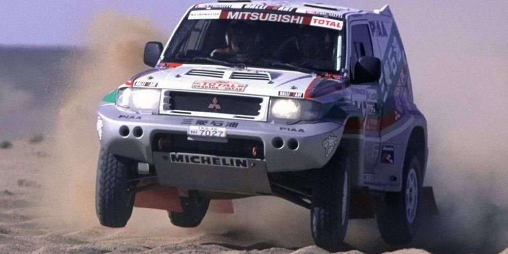 Mitsubishi Pajero Evolution: the rally SUV made for the streets
