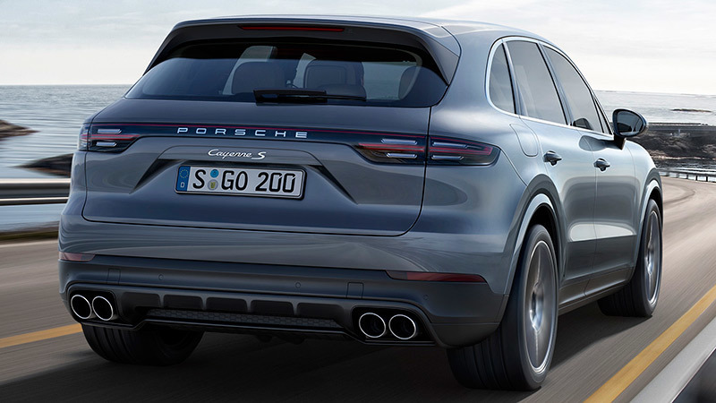 Porsche Cayenne () | General information