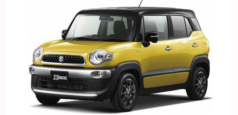 Suzuki Xbee Concept. Will dominate any terrain