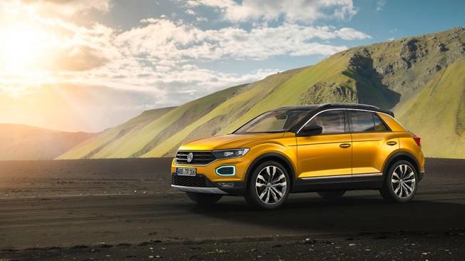 The Volkswagen T-ROC Pricing Options