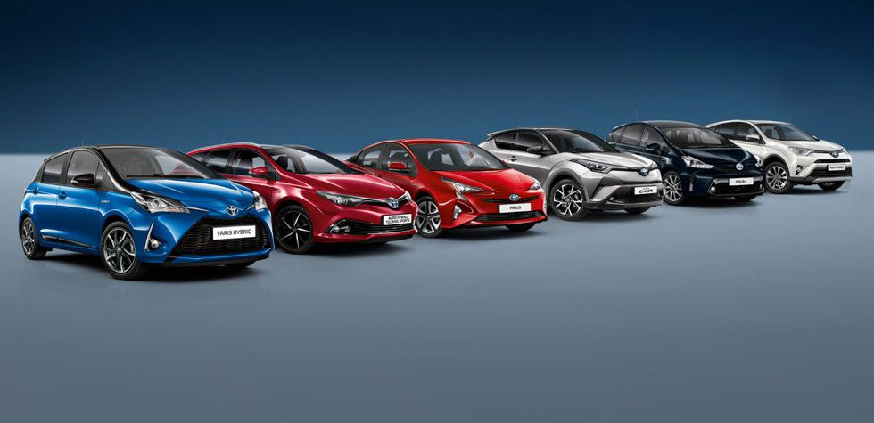 Toyota. The most valuable Car brand in the world