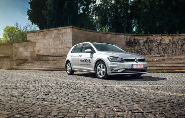Volkswagen Golf 7 facelift Test Drive