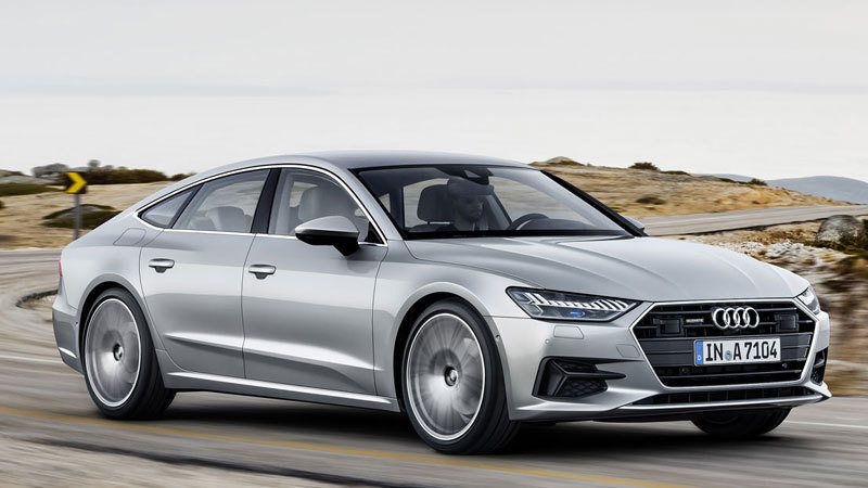 2018 Audi A7 Sportback General Information