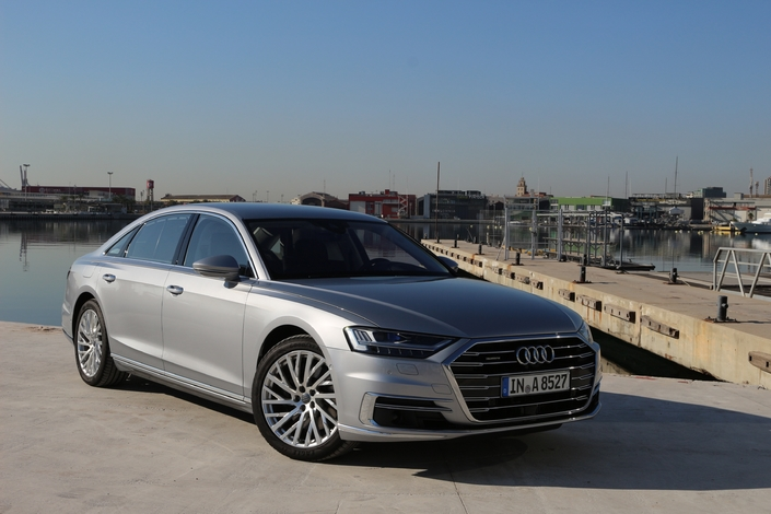 2018 Audi A8 Review : the most sophisticated of the moment