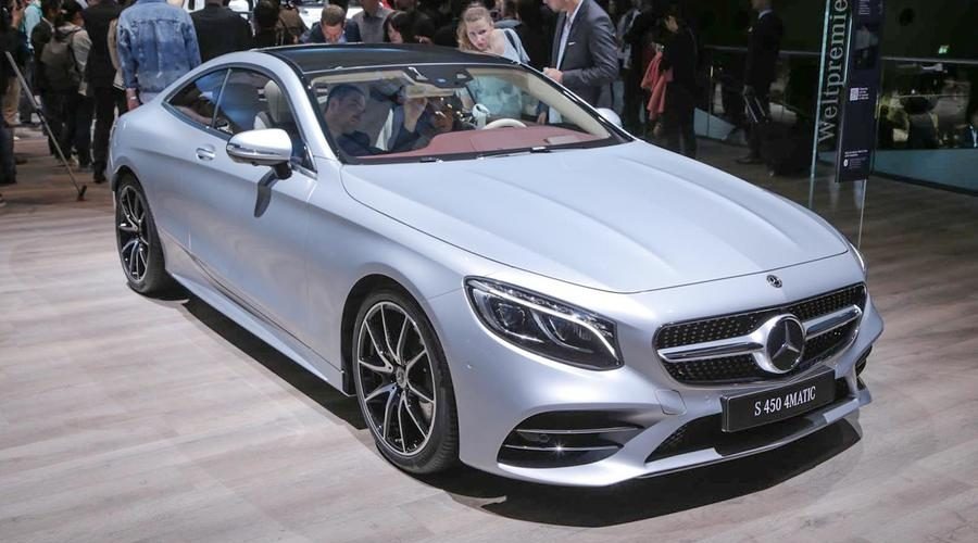2018 Mercedes S-Class Coupe Price