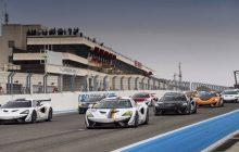 """McLaren presents the """"Pure McLaren GT4 Club Race"""""""