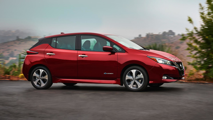 Nissan does not intend to let VW take the lead on the electric