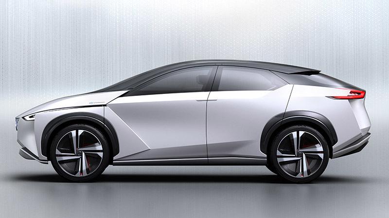 Nissan IMx concept Overview a