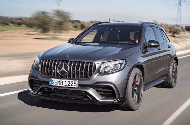 The new Mercedes-AMG GLC 63 4MATIC + arrives: we detail your prices