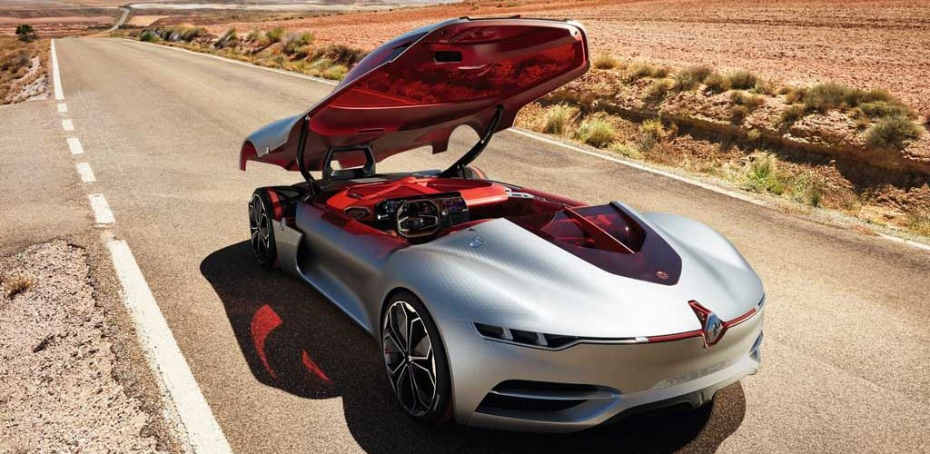 Top 10 most spectacular electric and fuel cell concepts
