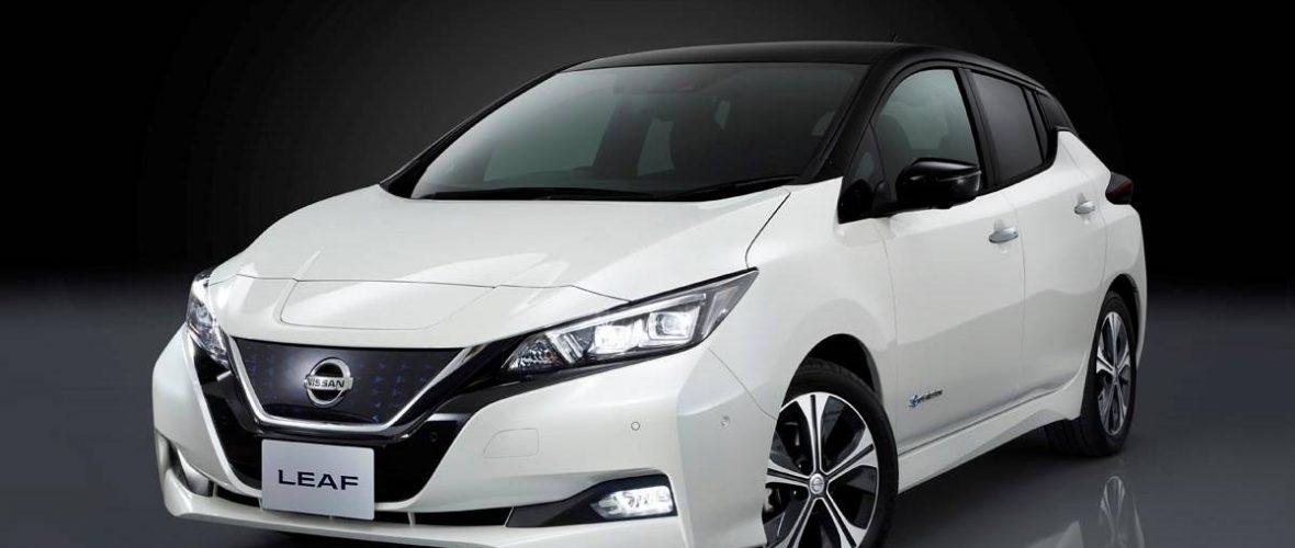 2018 Nissan LEAF 2.zero Features