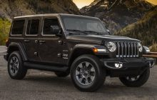 Comparative - The new Jeep Wrangler facing the old
