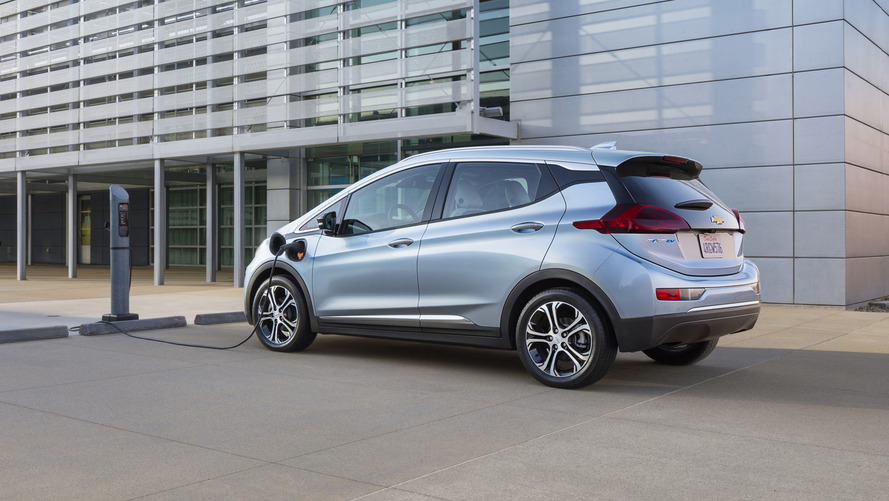 Is This New Chevrolet electric SUV ?