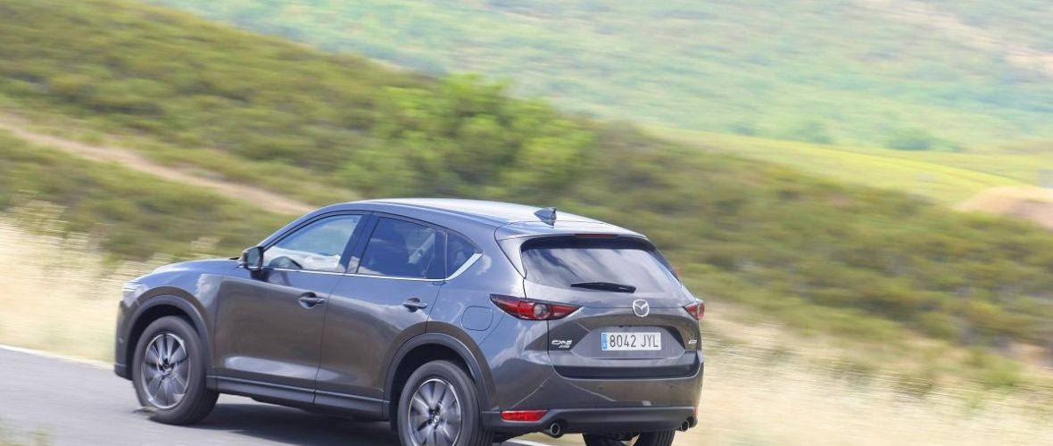 Mazda CX-5 Skyactiv-G 2.0 Review