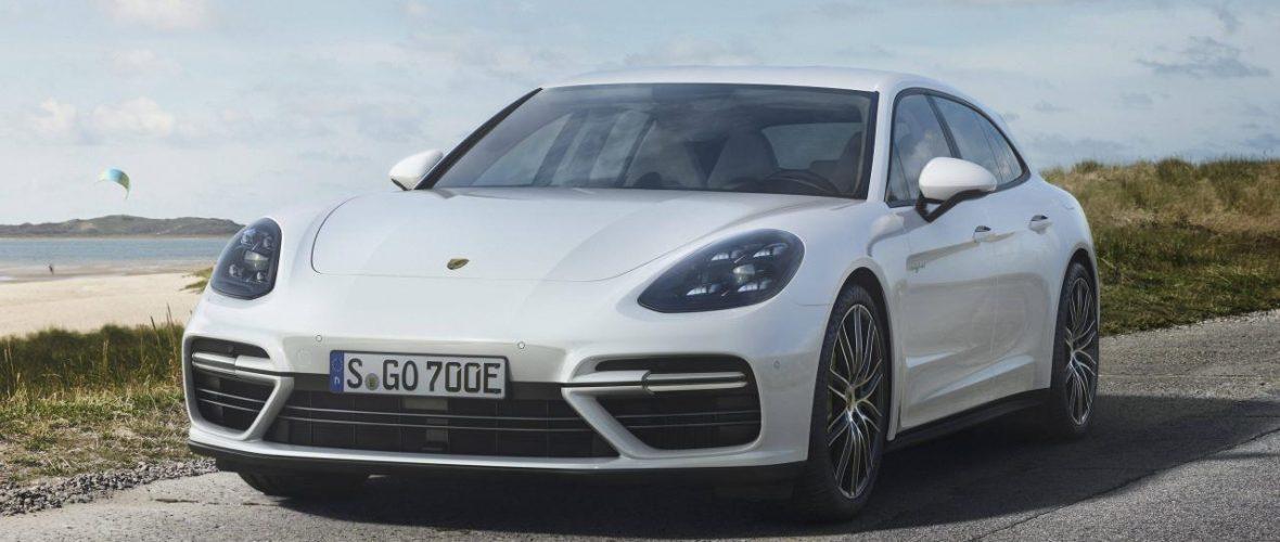 Porsche Panamera Sport Hybrid tourism has 680 hp