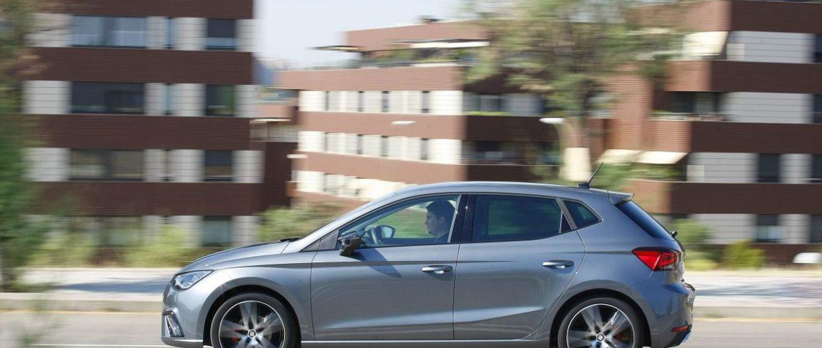 SEAT Ibiza 1.0 TSI 115 HP DSG 7 Test