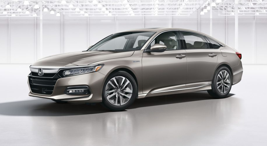 2018 Honda Accord : More refined, efficient and fewer cylinders
