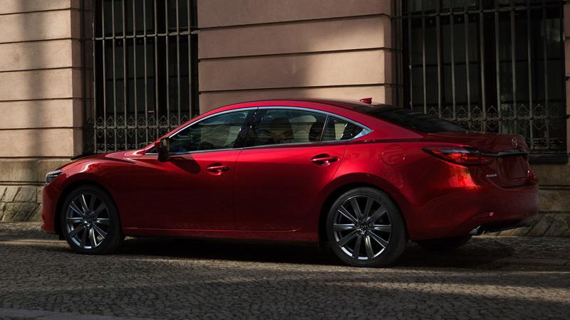 2018 Mazda6 General Information