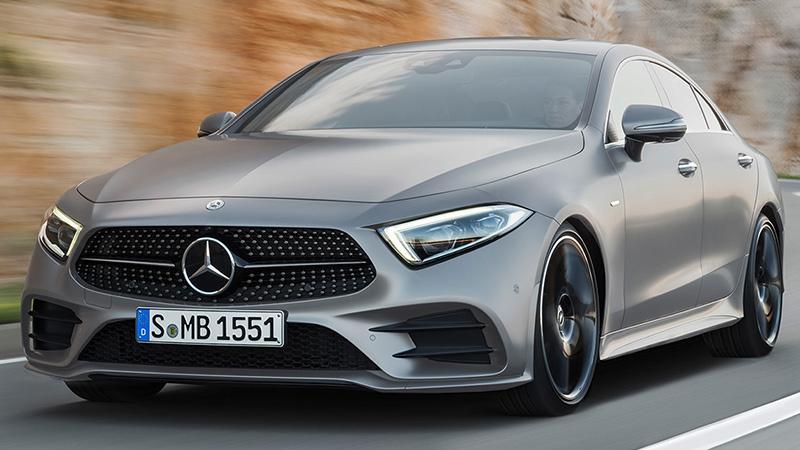 2018 Mercedes-Benz CLS General Information