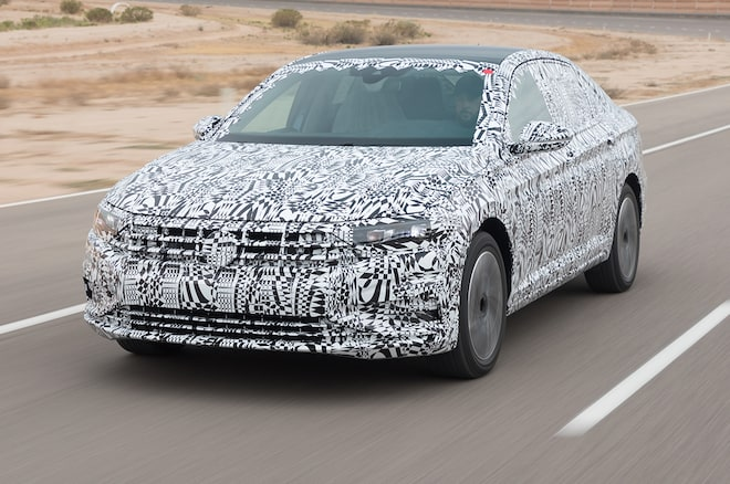 REVIEW OF 2019 VOLKSWAGEN JETTA PROTOTYPE