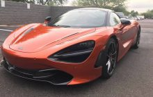 This McLaren 720S costs 23 bitcoins
