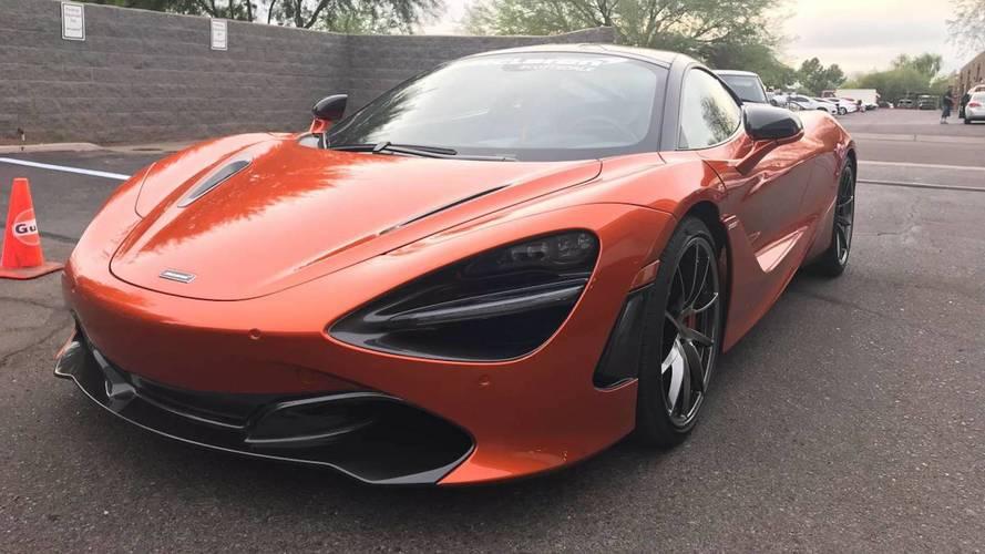 This McLaren 720S costs 23 bitcoins