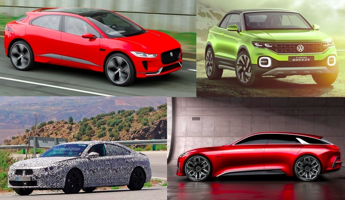 Top 2018 Cars worth waiting for