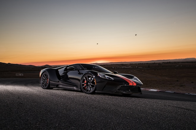 2017 Ford GT First Ride : The Price of Priceless