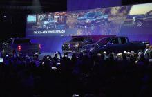 New 2019 Chevrolet Silverado 1500 Revealed at NAIAS 2018