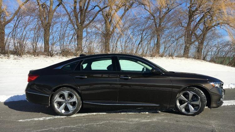 Review Of Redesigned Honda Accord 2018