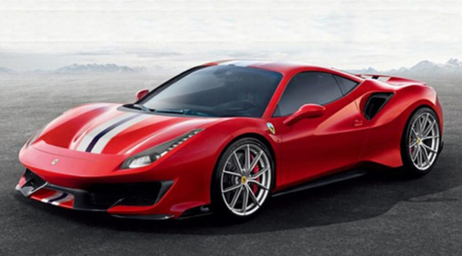 The Hardcore Ferrari 488 Has Been Leaked (Again), And It's Called 'Pista'