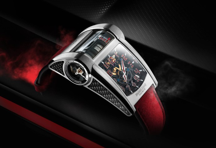 New watch from Parmigiani inspired by Bugatti Chiron Sport