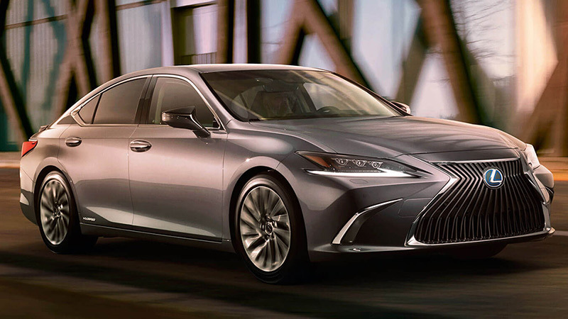 2019 Lexus ES General information
