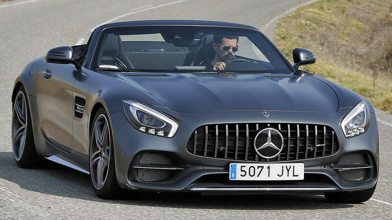 2017 Mercedes AMG GT Roadster Specs, Details and Review