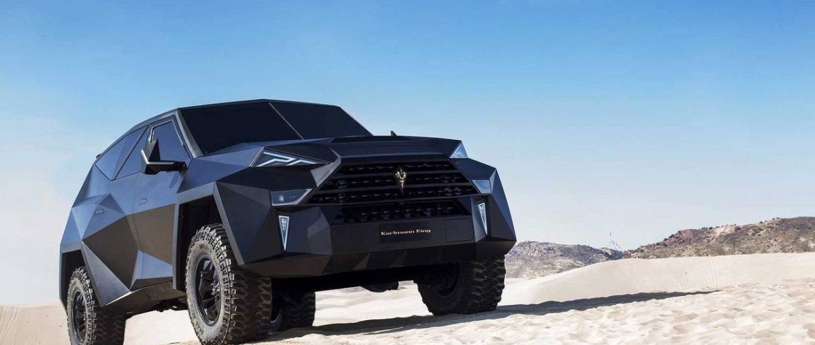 The 13 most expensive SUVs of all time