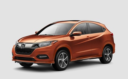 2019 Honda HR-V Facelift Specs and Details