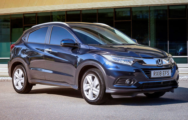 Honda HR-V facelift: The subcompact SUV powered by a 1.5 liter petrol engine and 130 horsepower