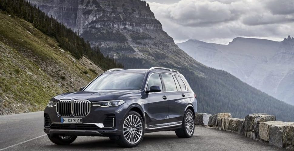 BMW X7 Overview
