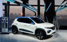 Renault K-ZE, An affordable, mini electric city car