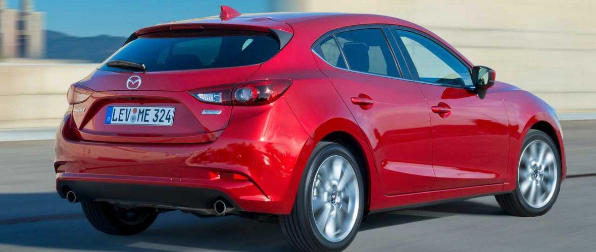 new Mazda3Vs Old Mazda3