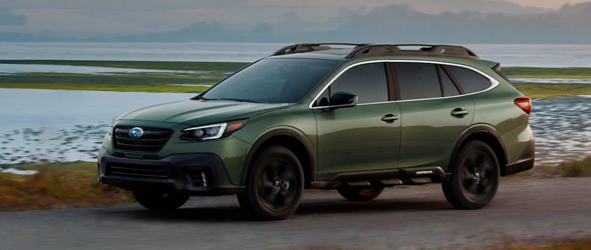 Sixth generation of the Subaru Outback Specs and Details