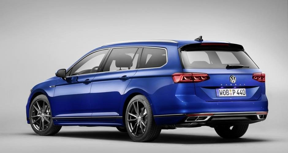 New Volkswagen Passat Facelift Specs and Details