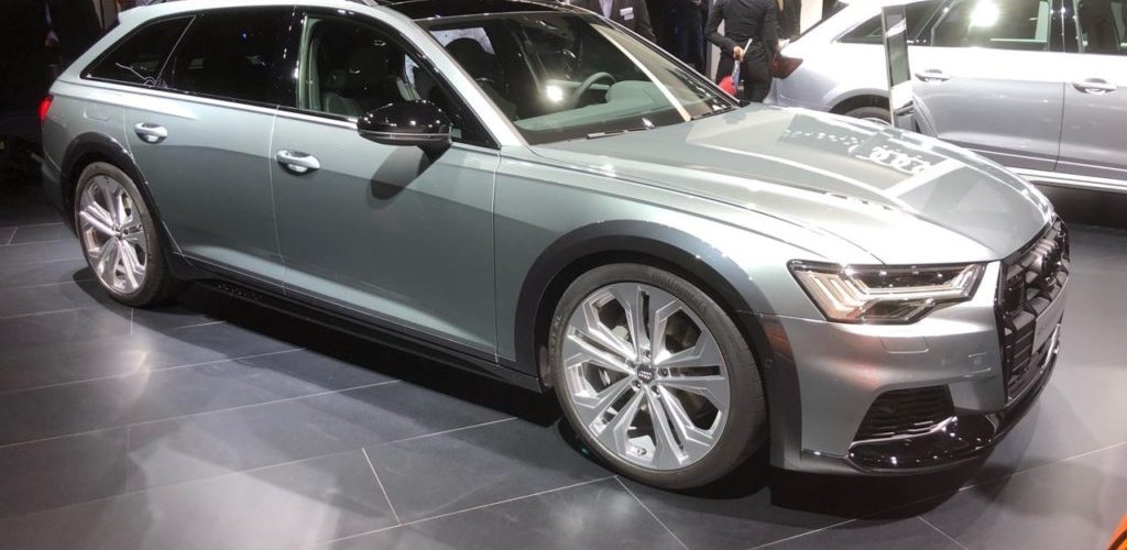 2020 Audi A6 allroad quattro Specs and Overview