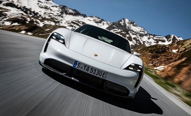 2020 Porsche Taycan Specs, Price and Details, all-electric super saloon