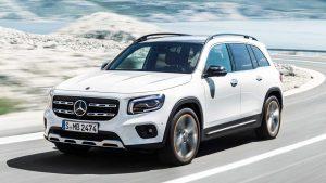 Mercedes GLB Price in Europe